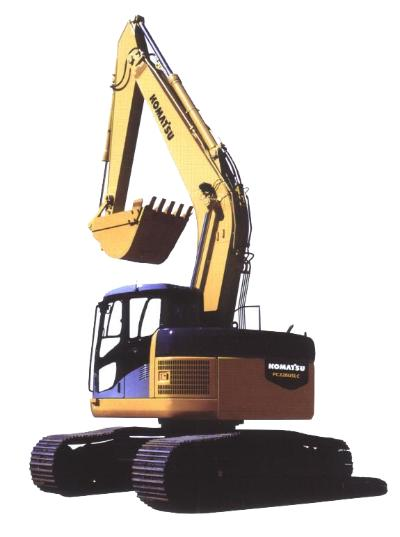 Komatsu PC228
